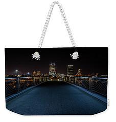 Two Worlds Meet Weekender Tote Bag