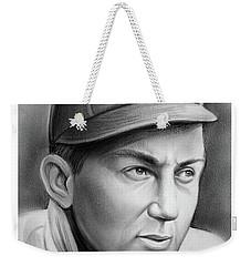 Ty Cobb Weekender Tote Bag