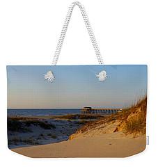 Tybee Dunes Weekender Tote Bag