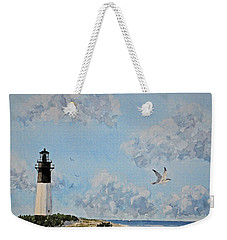 Tybee Light Savannah Weekender Tote Bag
