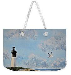 Tybee Light Savannah Weekender Tote Bag