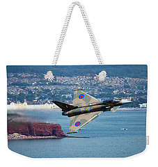 Typhoon Gina At Dawlish Air Show Weekender Tote Bag