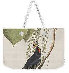 Tyrant Fly Catcher Weekender Tote Bag by John James Audubon