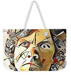 Tyrion Lannister Weekender Tote Bag by Paul Van Scott
