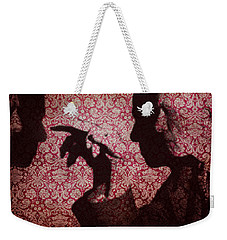 U N Me  Weekender Tote Bag by Jerry Cordeiro