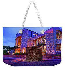 U Of H Colors  Weekender Tote Bag