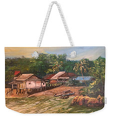 Ubin My Love Weekender Tote Bag