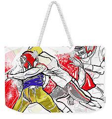 Uga 2017 Lorenzo Weekender Tote Bag