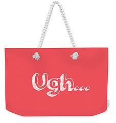 Ugh Weekender Tote Bag