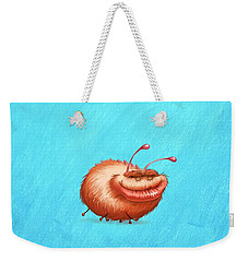 Ugly Bug Weekender Tote Bag