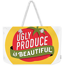 Ugly Produce Is Beautiful Weekender Tote Bag
