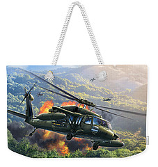 Uh-60 Blackhawk Weekender Tote Bag