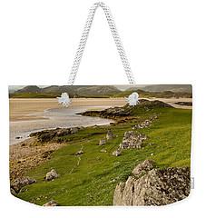 Uig Sands - Isle Of Lewis Weekender Tote Bag