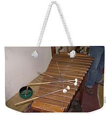 Ukelele Weekender Tote Bag