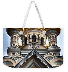 Ukrainian Church Weekender Tote Bag