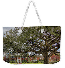 Ul President Home 01 Weekender Tote Bag by Gregory Daley  PPSA