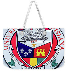 Ul Seal Weekender Tote Bag by Gregory Daley  PPSA