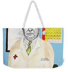 Ulf Weekender Tote Bag