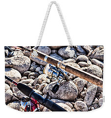 Ultra Light Weekender Tote Bag