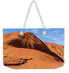 Weekender Tote Bag featuring the photograph Uluru 04 by Werner Padarin