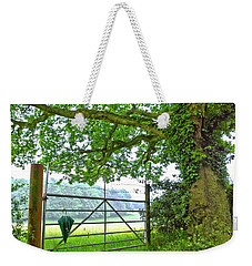 Umbrella At The Ready Weekender Tote Bag