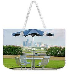 Umbrella Weekender Tote Bag by Lorna Maza