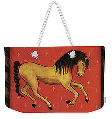 Unbridled ... From The Tapestry Series Weekender Tote Bag