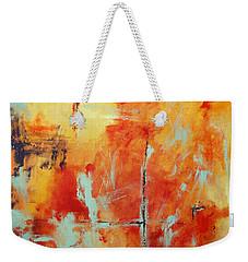 Uncharted Destination Weekender Tote Bag