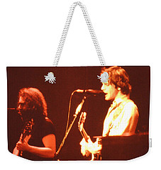 Come Hear Uncle John's Band Weekender Tote Bag