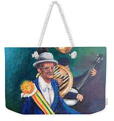 Uncle Lionel Weekender Tote Bag