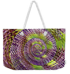 Uncontrolled Passion Weekender Tote Bag
