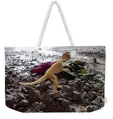 Uncovered Dinosaur Bones Yet Never One Slave Ship Found And It's 2017 Weekender Tote Bag