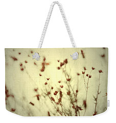 Weekender Tote Bag featuring the photograph Undefined  by Mark Ross