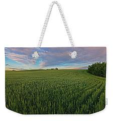Under A Summer Sky Weekender Tote Bag