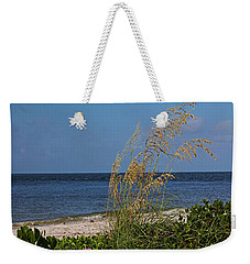 Weekender Tote Bag featuring the photograph Under A Summer Sky by Michiale Schneider