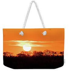 Under African Skies Weekender Tote Bag
