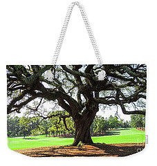 Under An Augusta Oak Weekender Tote Bag