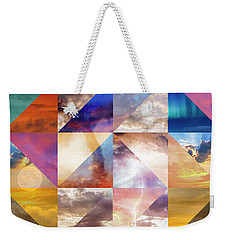 Under Heaven Weekender Tote Bag