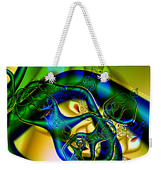 Under My Skin Weekender Tote Bag