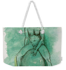 Under Pressure Weekender Tote Bag