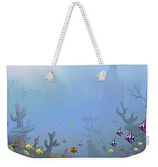 Under Sea 01 Weekender Tote Bag