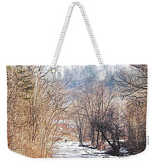 Under The Arch Weekender Tote Bag by Ellen Levinson