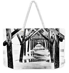 Under The Boardwalk Weekender Tote Bag by Wade Brooks
