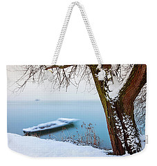 Under The Branch Weekender Tote Bag