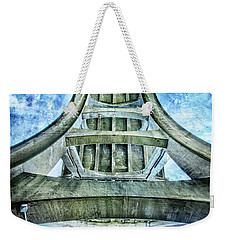 Under The Bridge Weekender Tote Bag