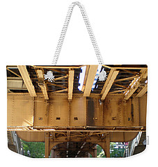 Under The El - 1 Weekender Tote Bag