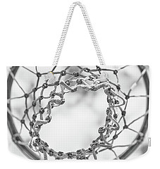 Under The Net Weekender Tote Bag by Karol Livote