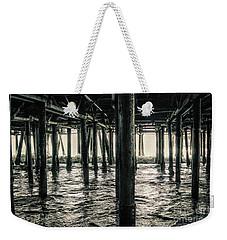 Under The Pier 3 Weekender Tote Bag