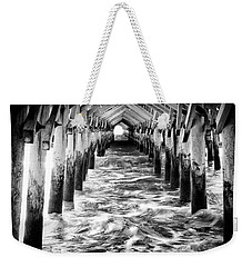 Pier - Myrtle Beach South Carolina Weekender Tote Bag
