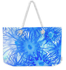 Weekender Tote Bag featuring the photograph Under The Sea Colorful Watercolor Art #14 by Debra and Dave Vanderlaan